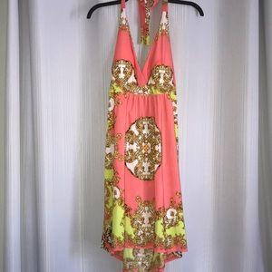 Halter Sun dress